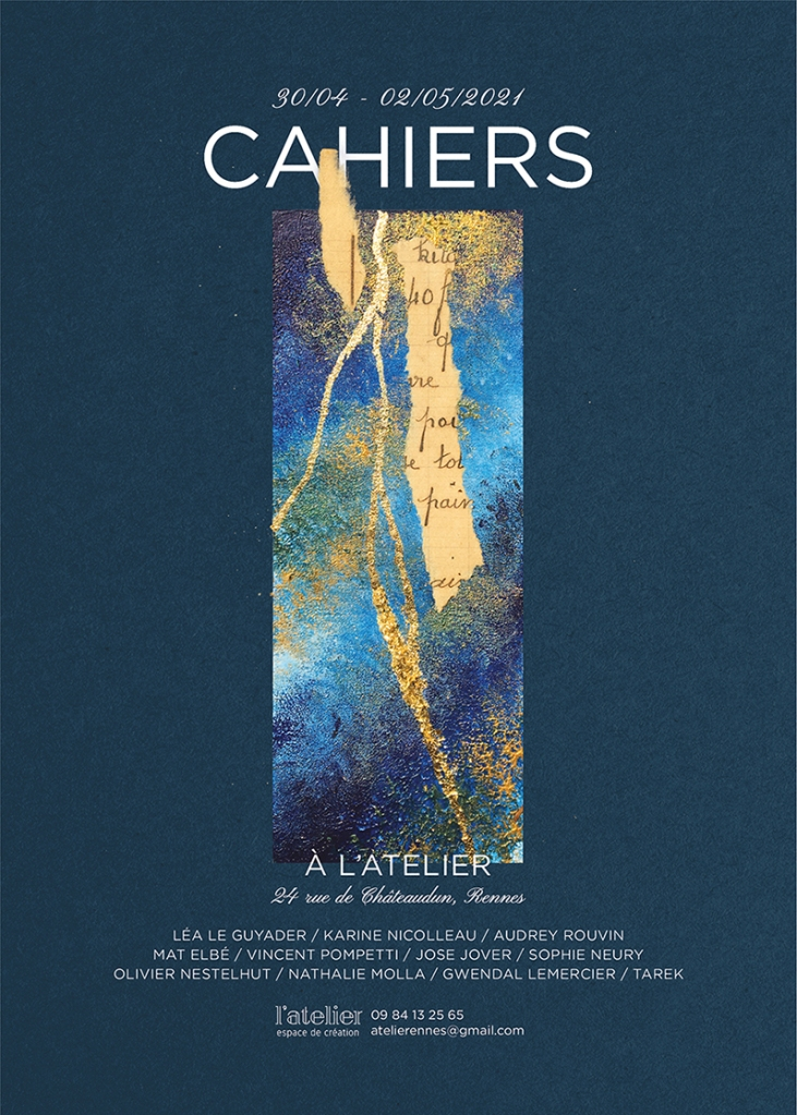 Exposition Cahiers